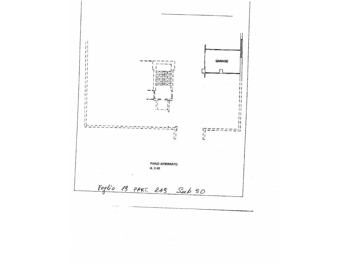 Appartamento in vendita in Casello Autostradale  a Città Sant'Angelo - 5500331 foto 11