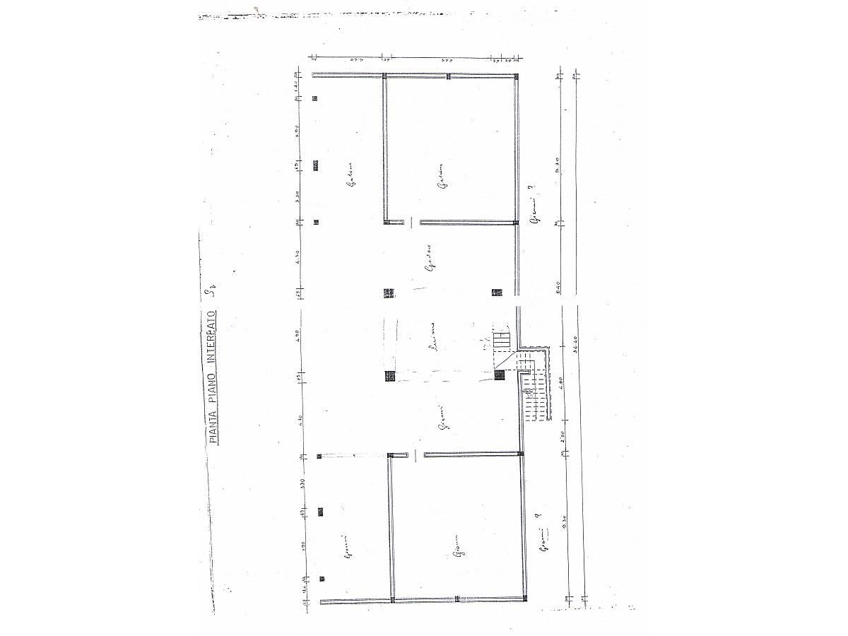 Villa trifamiliare in vendita in strada SS Salvatore zona San Salvatore a Chieti - 769052 foto 8
