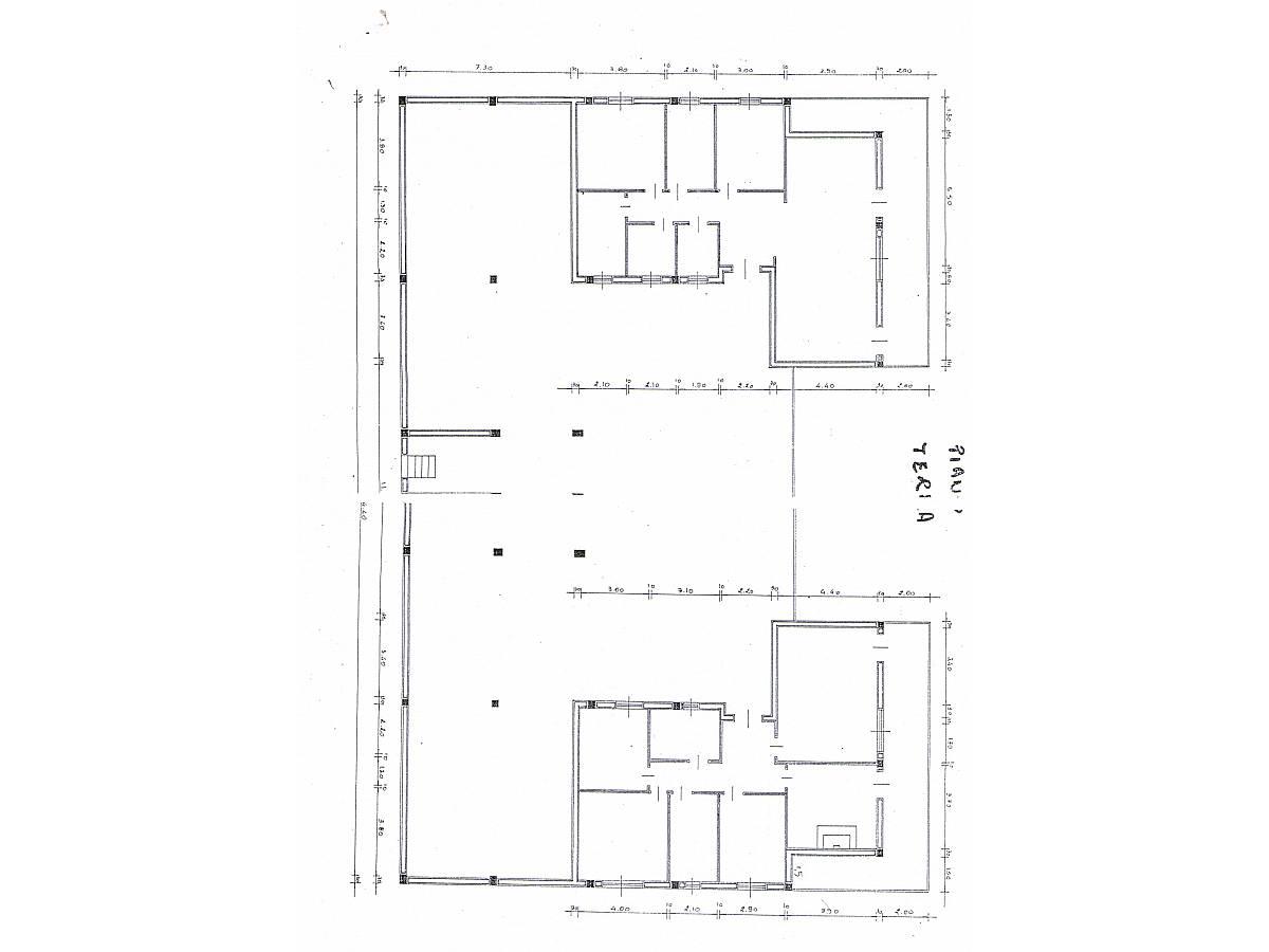 Villa trifamiliare in vendita in strada SS Salvatore zona San Salvatore a Chieti - 769052 foto 9