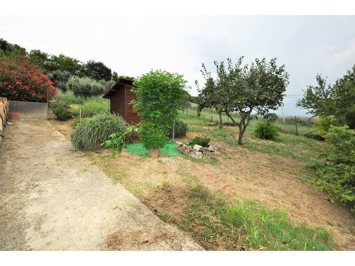 Villa in vendita in C,da Colle di Giogo  a Moscufo - 2184227 foto 30