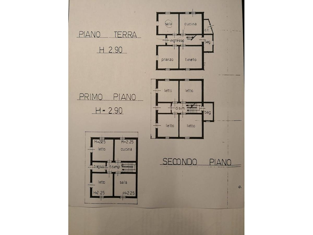 Casa indipendente in vendita in via S. Agata 28  a Vacri - 6421121 foto 30