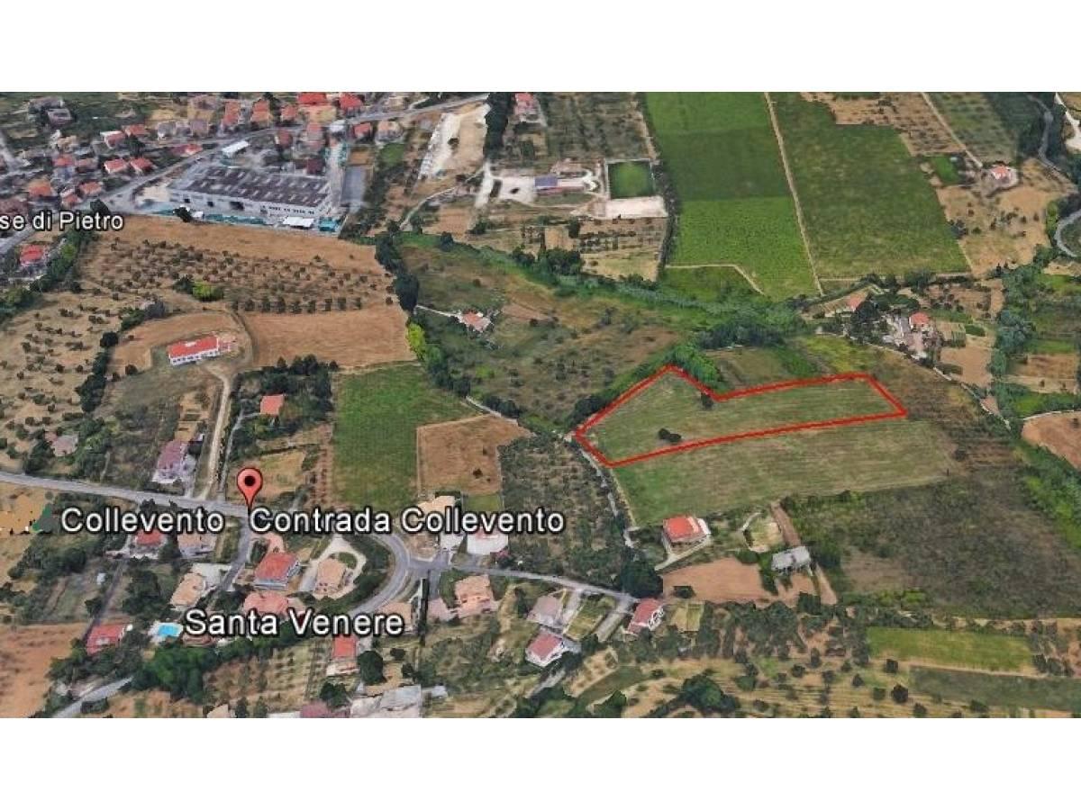Terreno Edificabile Res. in vendita in C.da Collevento zona Colle a Montesilvano - 6857312 foto 2