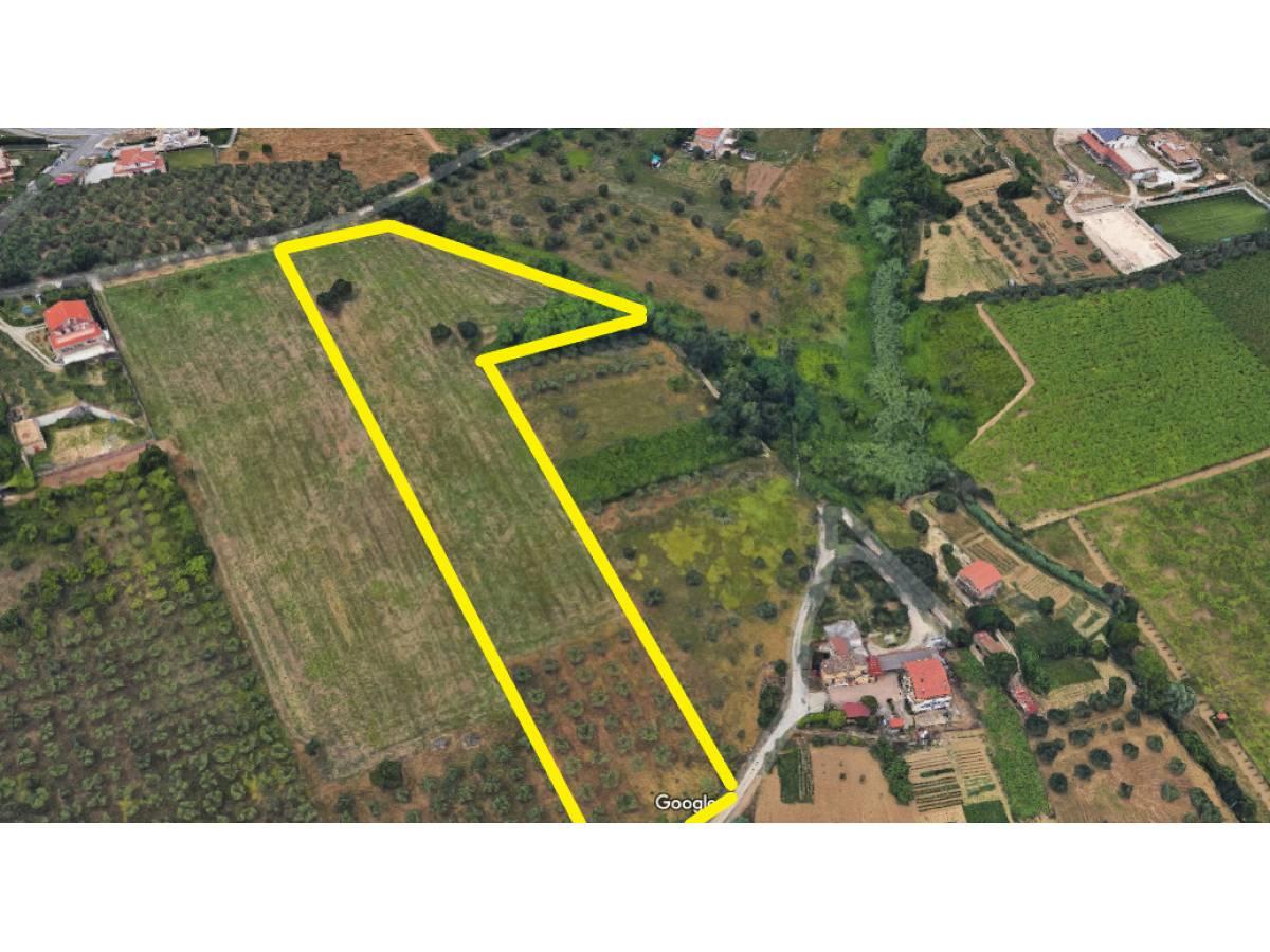 Terreno Edificabile Res. in vendita in C.da Collevento zona Colle a Montesilvano - 6857312 foto 6