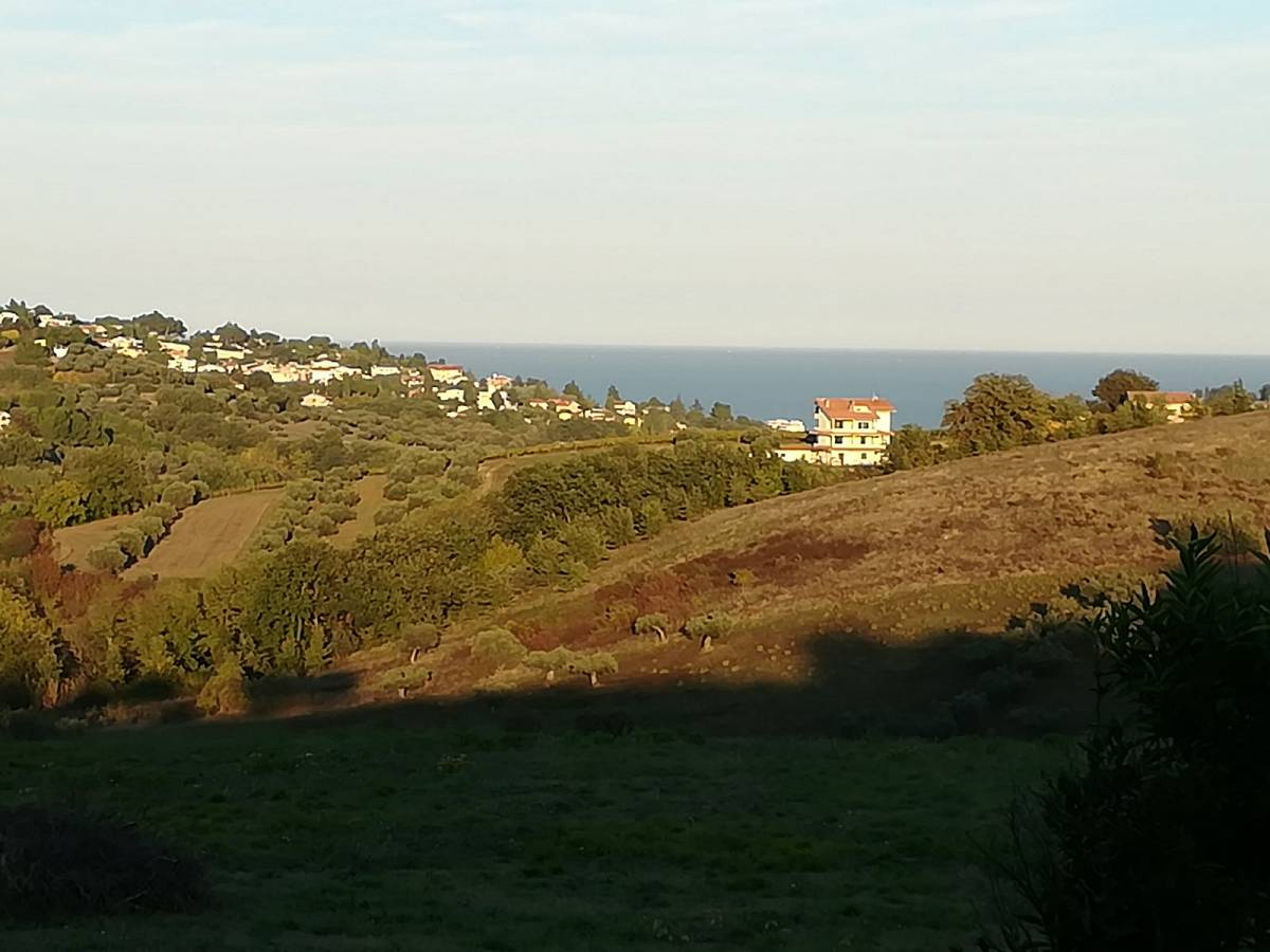 Terreno Edificabile Res. in vendita in C.da Collevento zona Colle a Montesilvano - 6857312 foto 14
