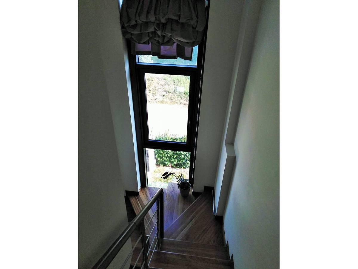 Villa a schiera in vendita in strada chiappinello zona Colle a Montesilvano - 1265773 foto 7