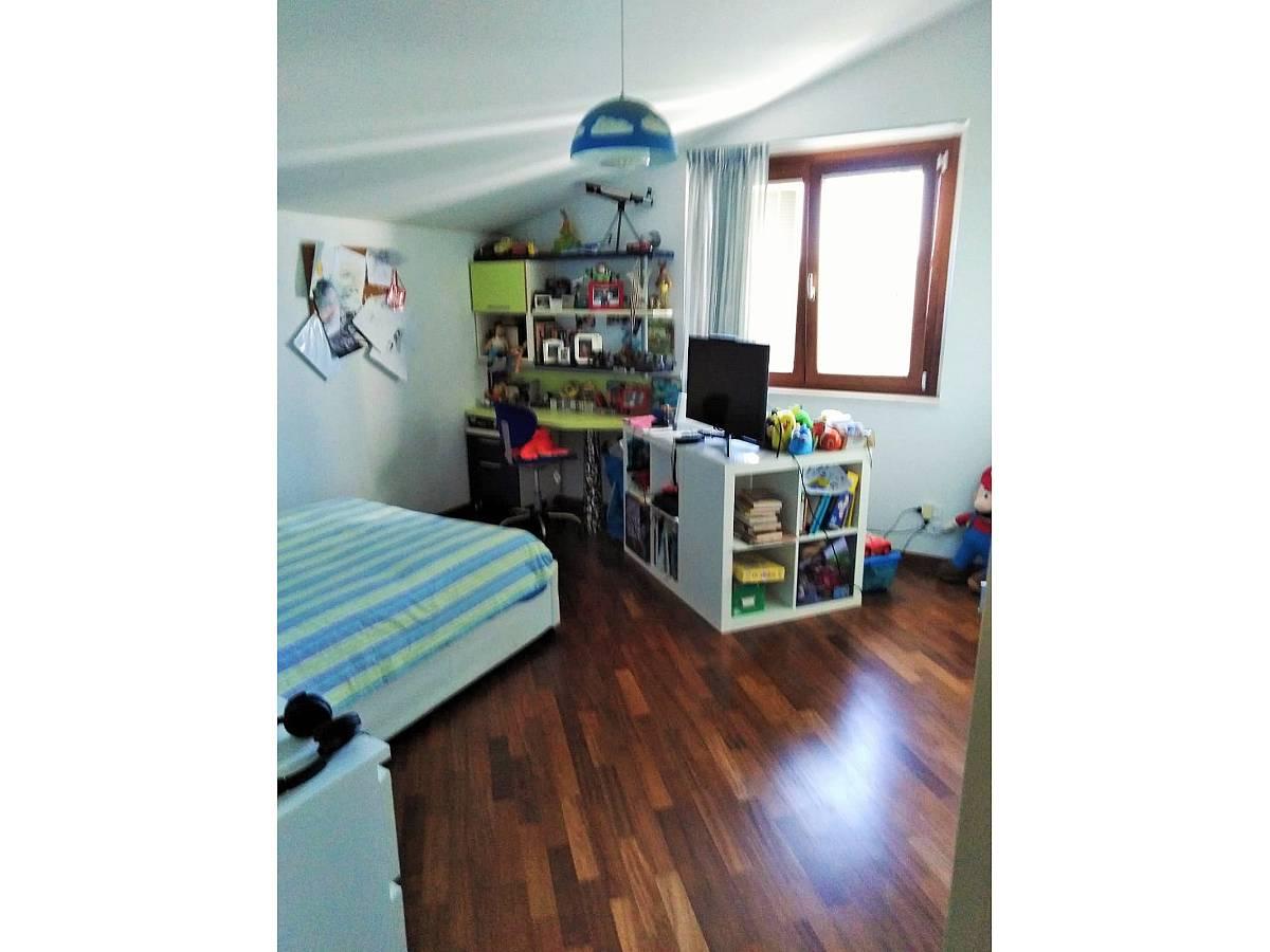 Villa a schiera in vendita in strada chiappinello zona Colle a Montesilvano - 1265773 foto 11