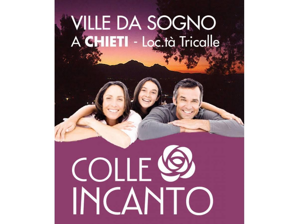Villa bifamiliare in vendita in Via Picena zona Tricalle a Chieti - 5523919 foto 1