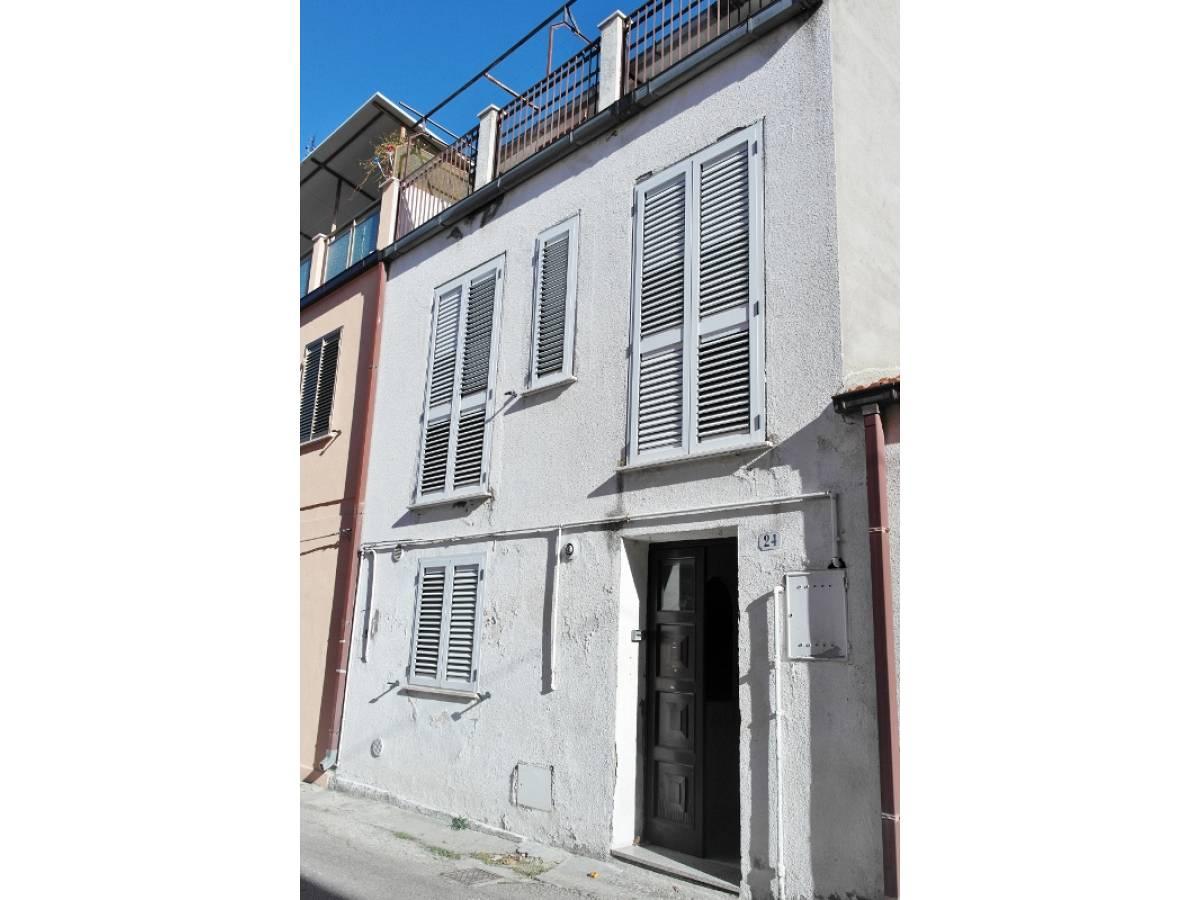 Casa indipendente in vendita in VICO III COMMERCIO  a Casalbordino - 846951 foto 1