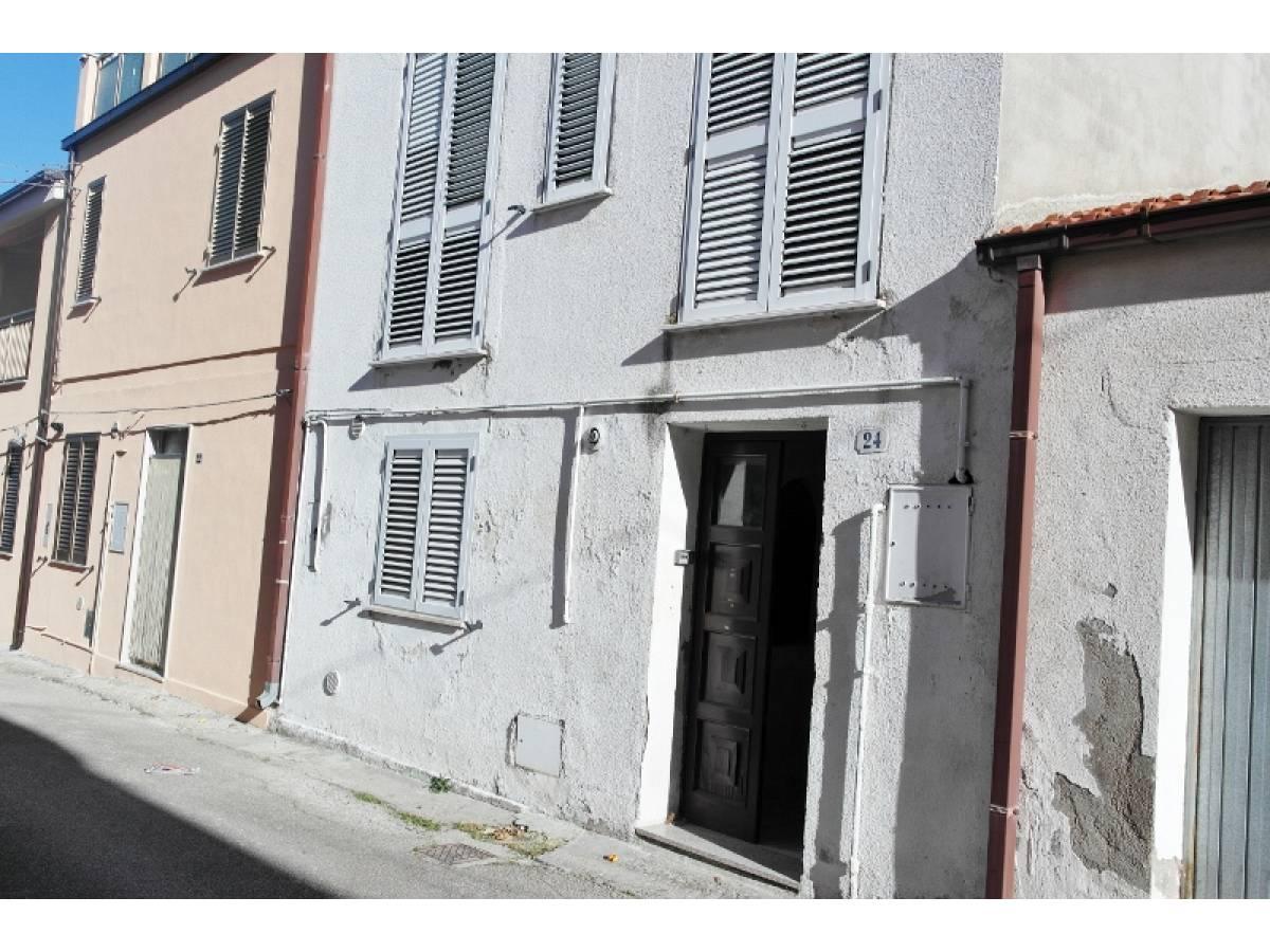 Casa indipendente in vendita in VICO III COMMERCIO  a Casalbordino - 846951 foto 2