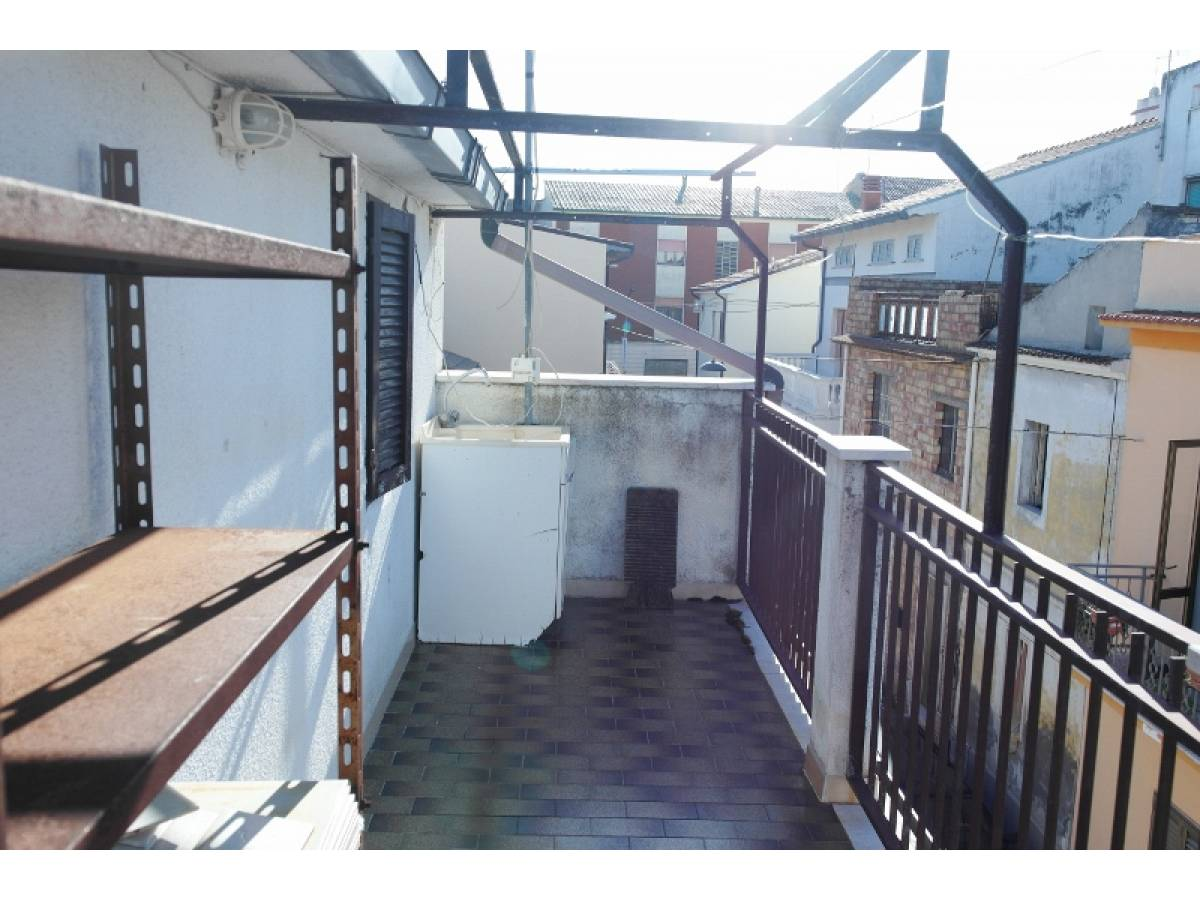 Casa indipendente in vendita in VICO III COMMERCIO  a Casalbordino - 846951 foto 16