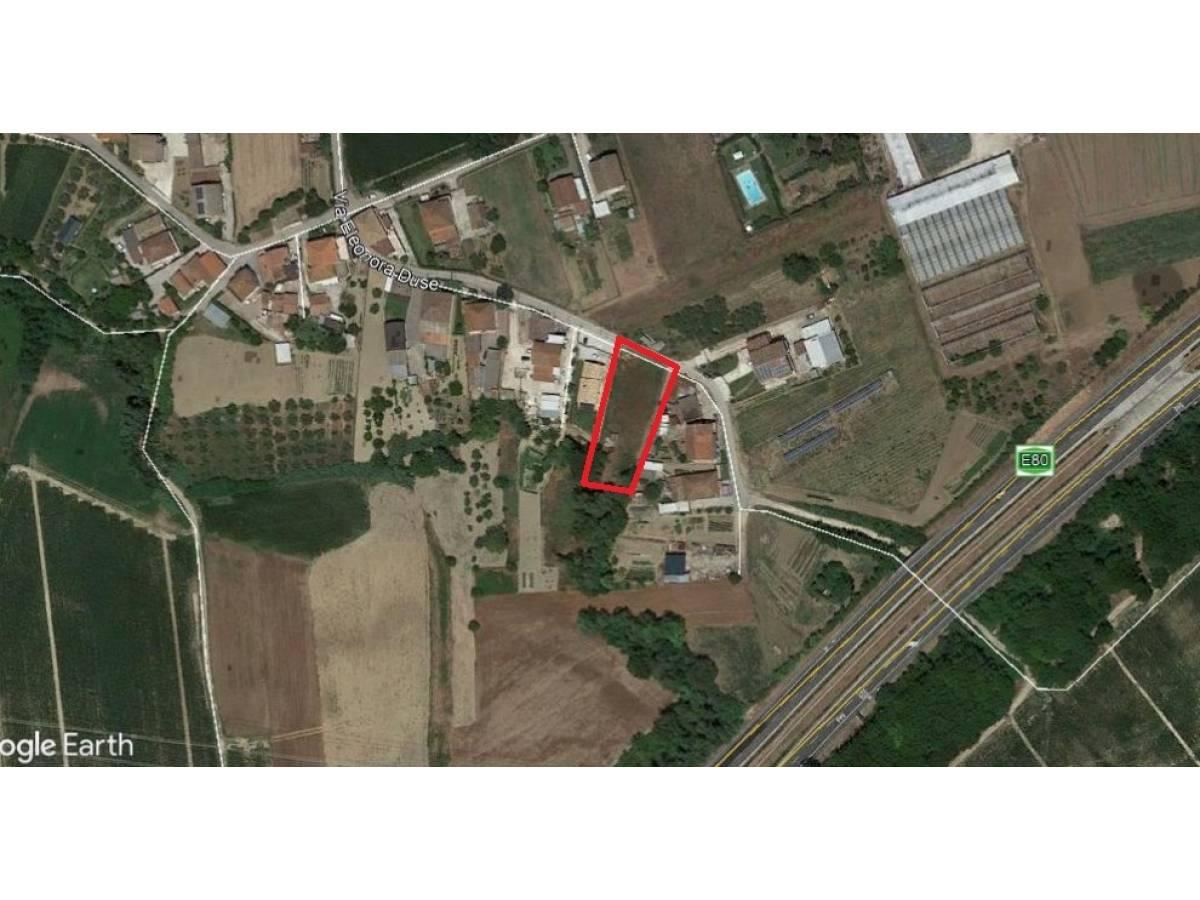 Terreno Edificabile Res. in vendita in via eleonora duse  a Cepagatti - 5400527 foto 3