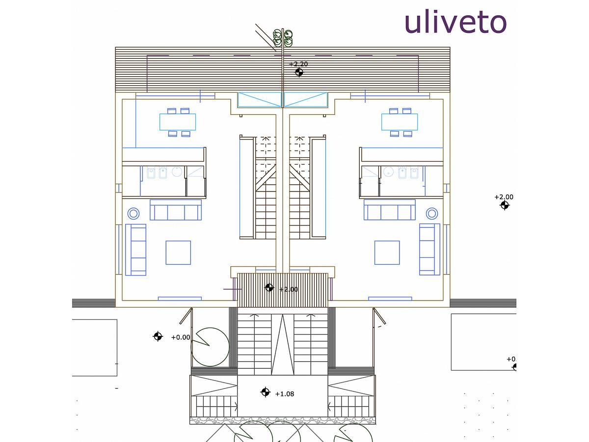 Villa bifamiliare in vendita in Fondo valle Alento  a Torrevecchia Teatina - 9091053 foto 4
