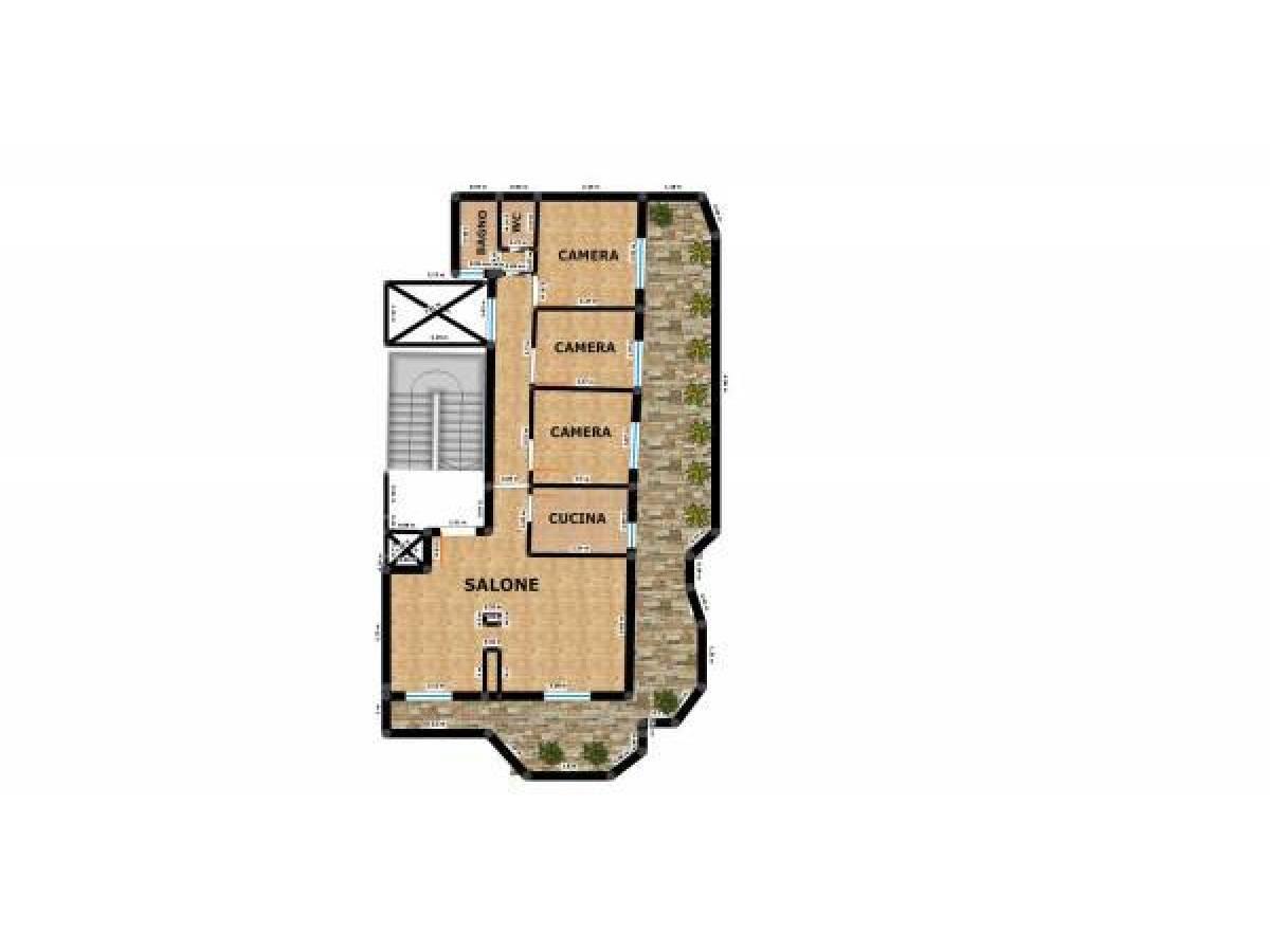 Appartamento in vendita in Via Milite ignoto  62  a Pescara - 961713 foto 25