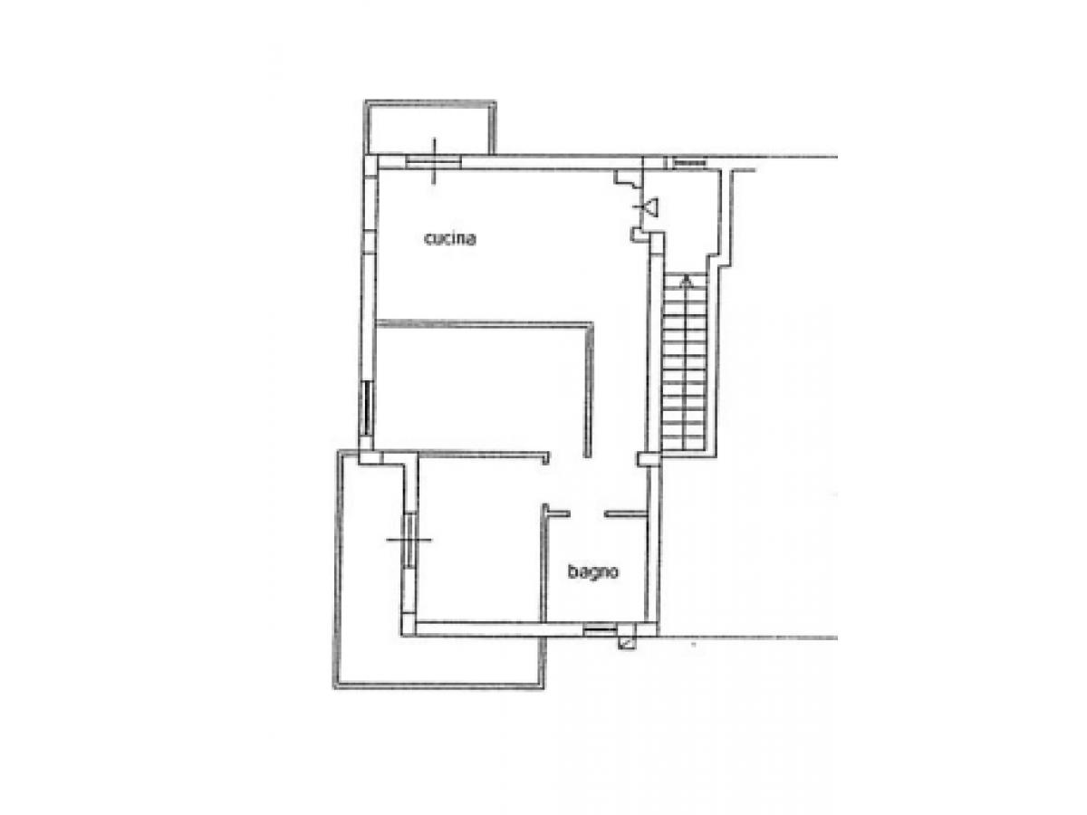 Appartamento in vendita in via santa Chiara  a Bucchianico - 647421 foto 7
