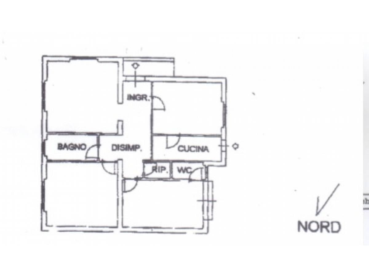 Appartamento in vendita in via bifermo 15  a Montesilvano - 3551035 foto 2