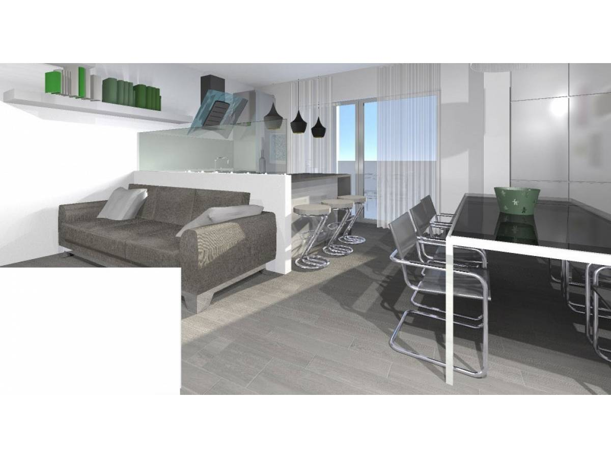 Appartamento in vendita in via vestina mare  a Cappelle sul Tavo - 440362 foto 4