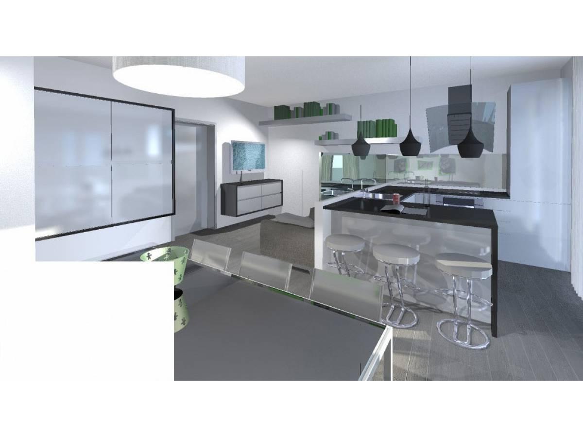 Appartamento in vendita in via vestina mare  a Cappelle sul Tavo - 440362 foto 5