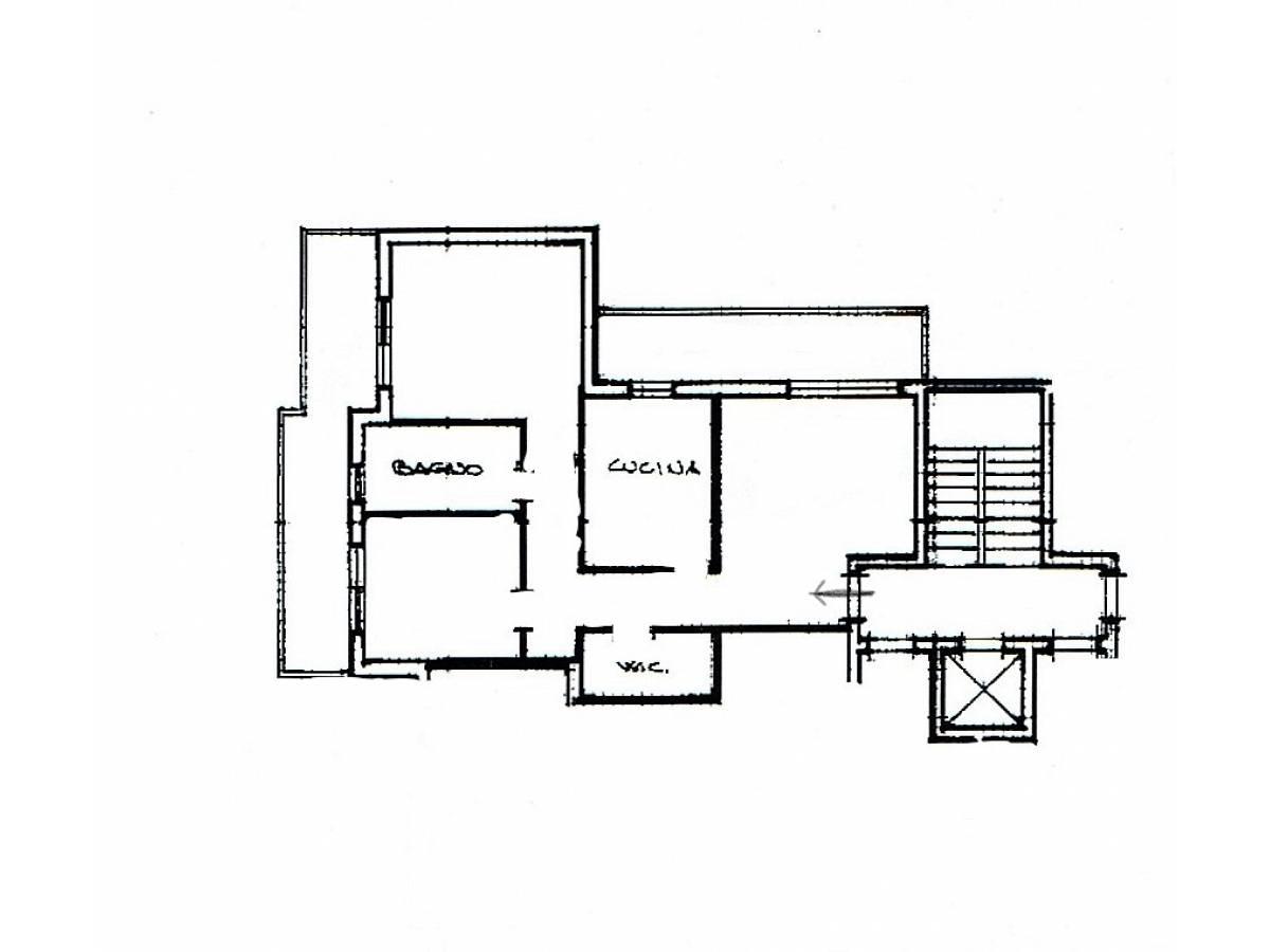 Appartamento in vendita in via Montesecco 31  a Spoltore - 2842806 foto 30
