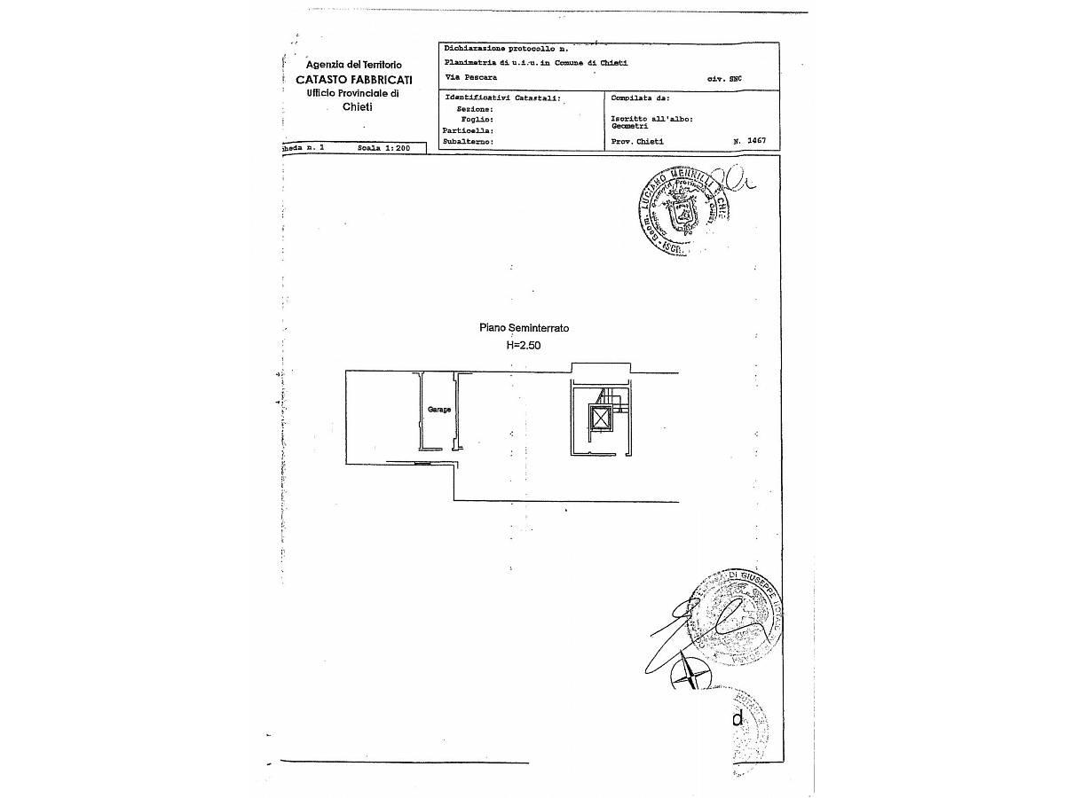 Magazzino o deposito in vendita in VIA PESCARA zona Scalo Mad. Piane - Universita a Chieti - 5132798 foto 1