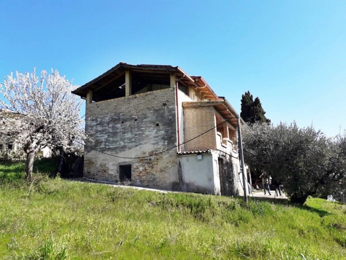 Porzione di casa in vendita in contrada san vincenzo  a Vacri - 3079686 foto 2
