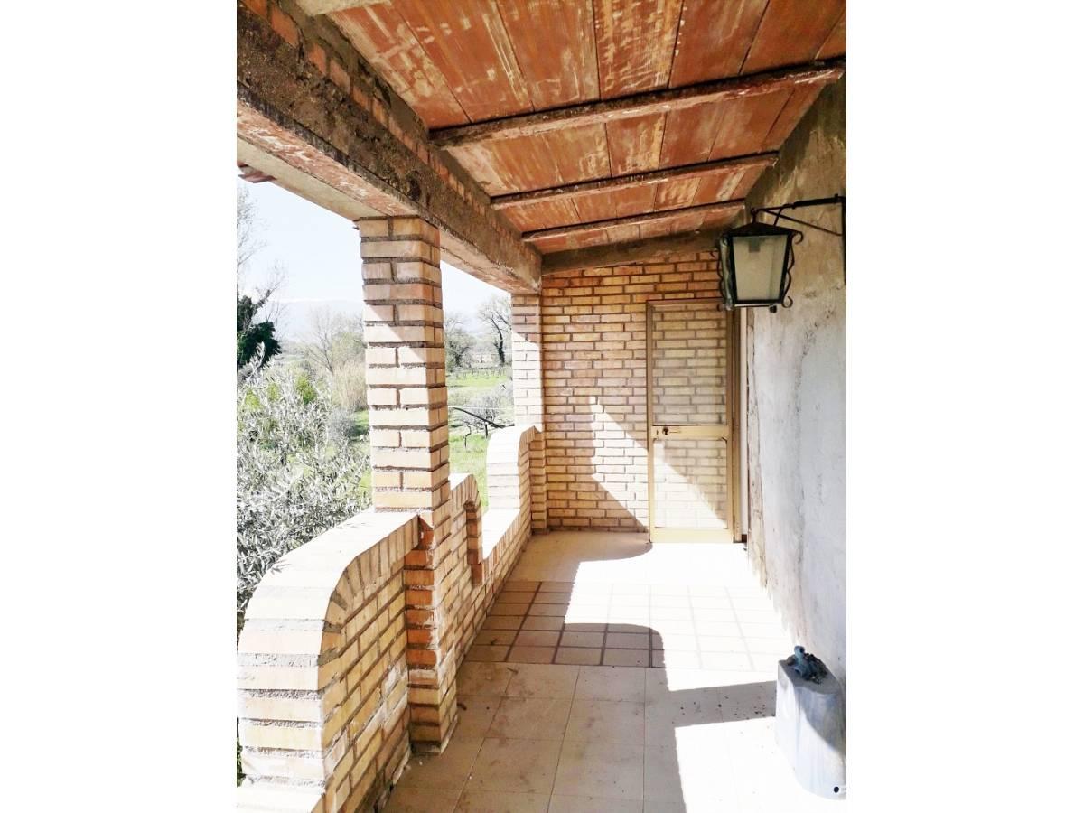 Porzione di casa in vendita in contrada san vincenzo  a Vacri - 3079686 foto 15