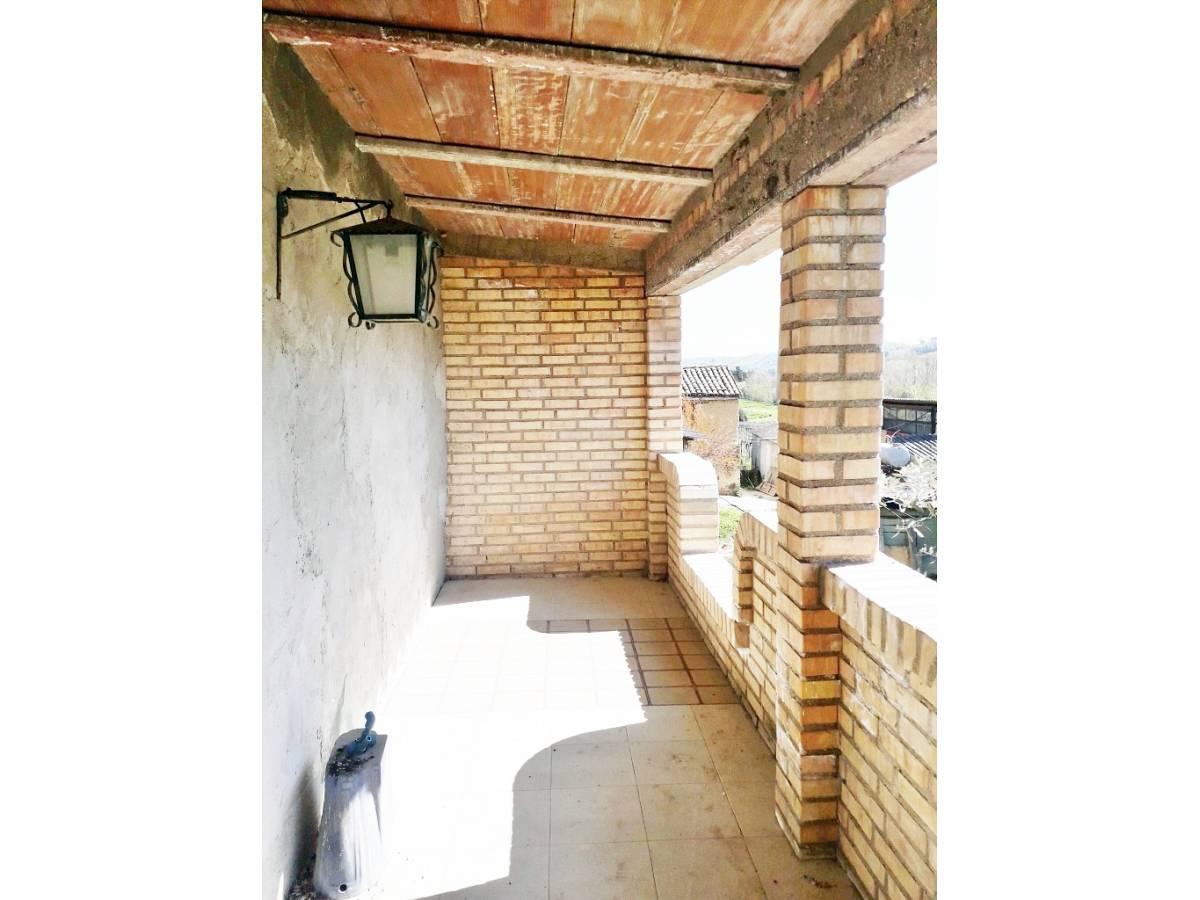 Porzione di casa in vendita in contrada san vincenzo  a Vacri - 3079686 foto 16