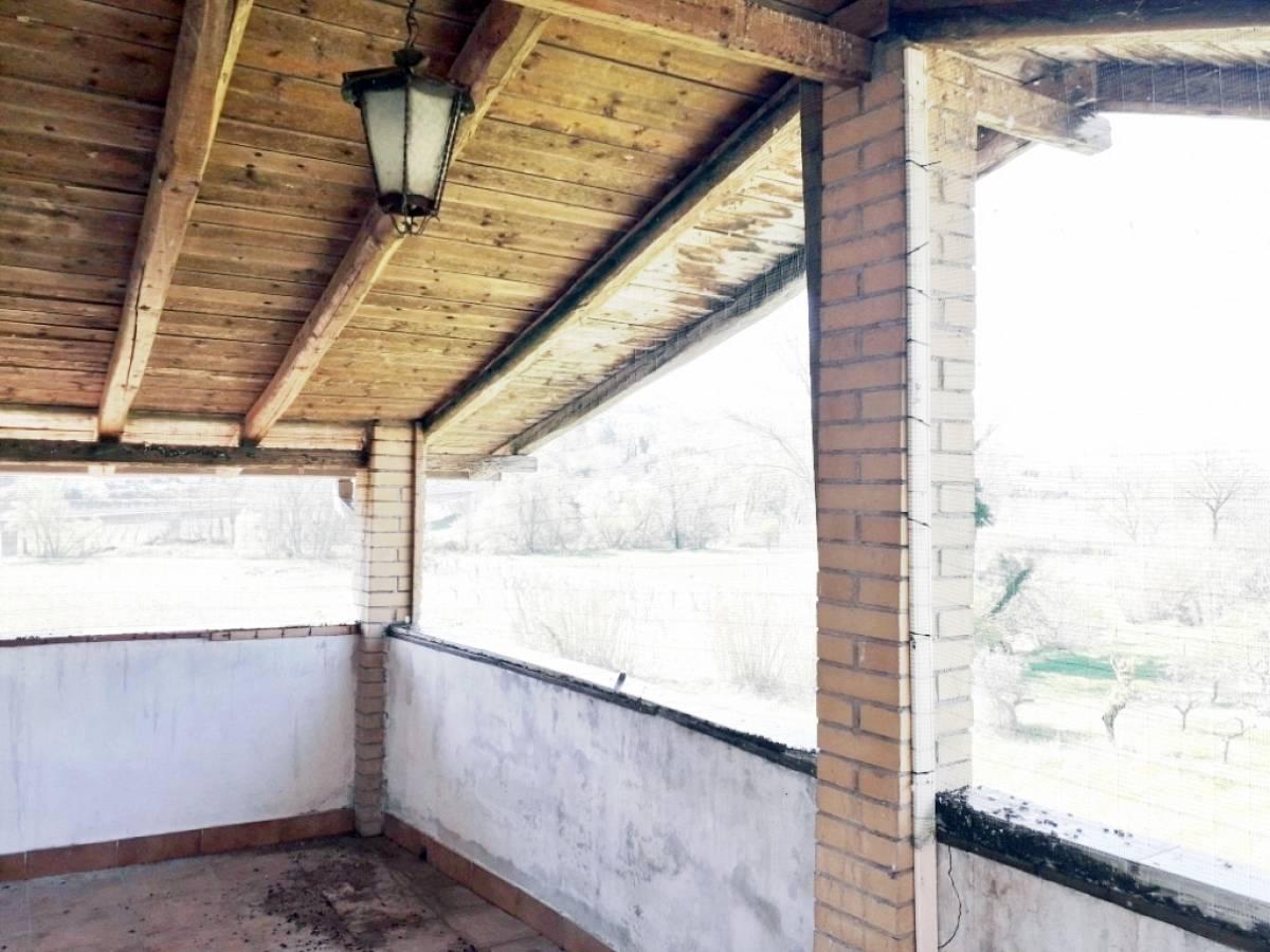 Porzione di casa in vendita in contrada san vincenzo  a Vacri - 3079686 foto 21