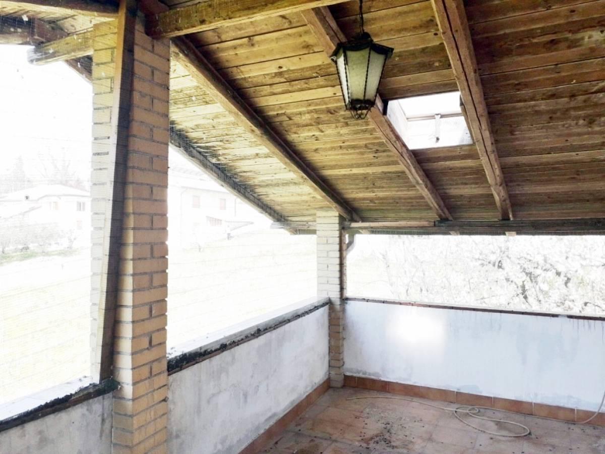 Porzione di casa in vendita in contrada san vincenzo  a Vacri - 3079686 foto 22