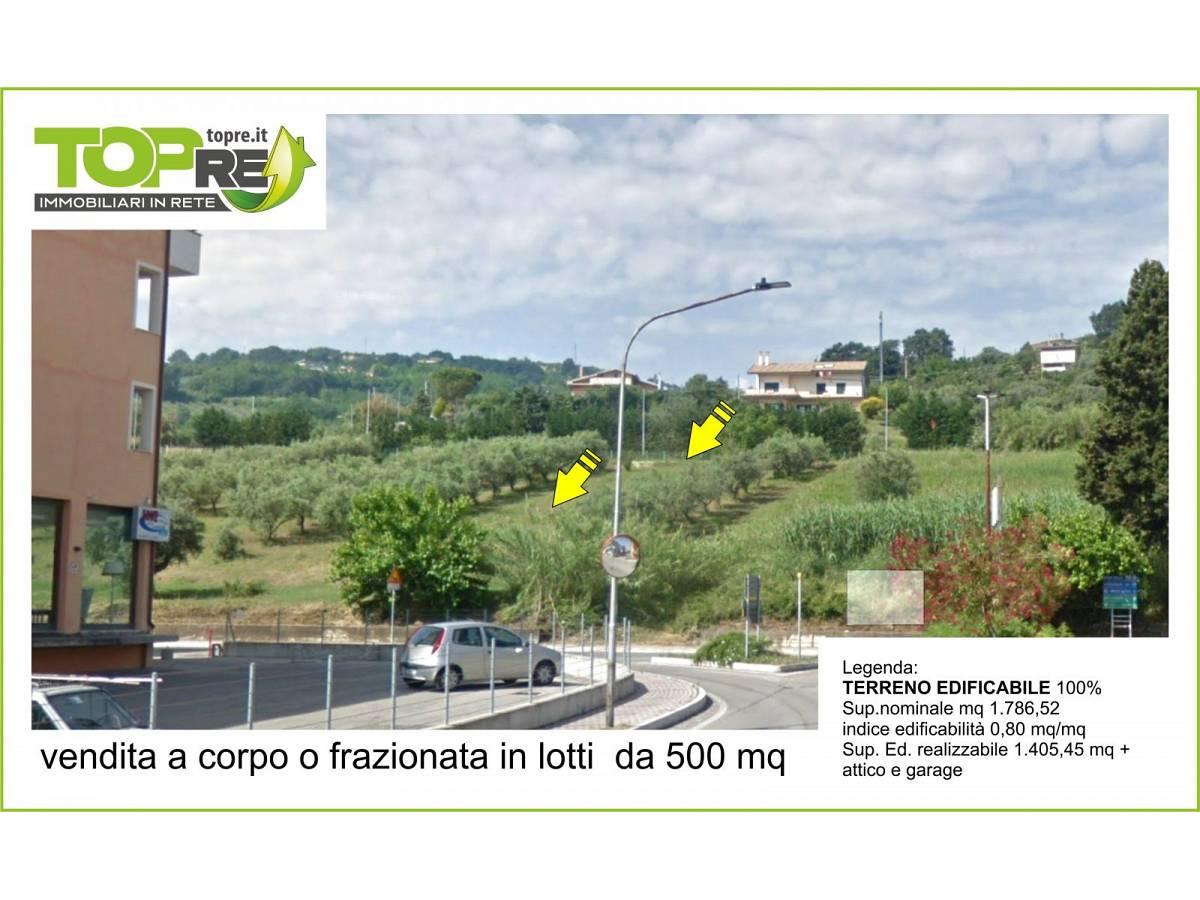 Terreno Edificabile Res. in vendita in via Roma Nord zona Marina a Silvi - 3787371 foto 1
