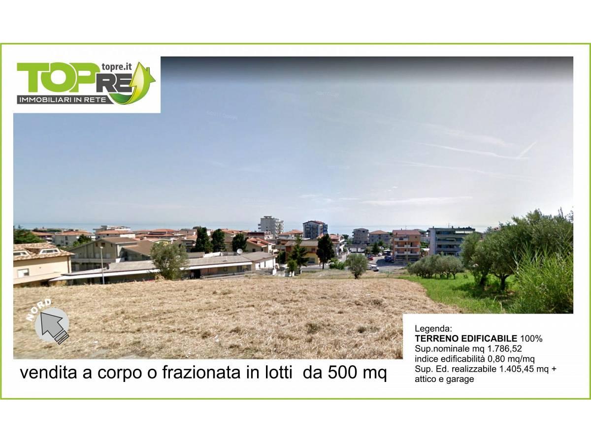 Terreno Edificabile Res. in vendita in via Roma Nord zona Marina a Silvi - 3787371 foto 2
