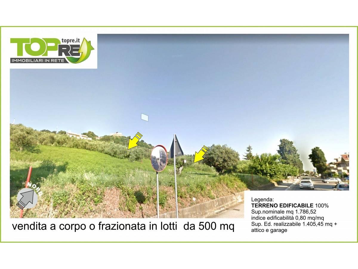 Terreno Edificabile Res. in vendita in via Roma Nord zona Marina a Silvi - 3787371 foto 3