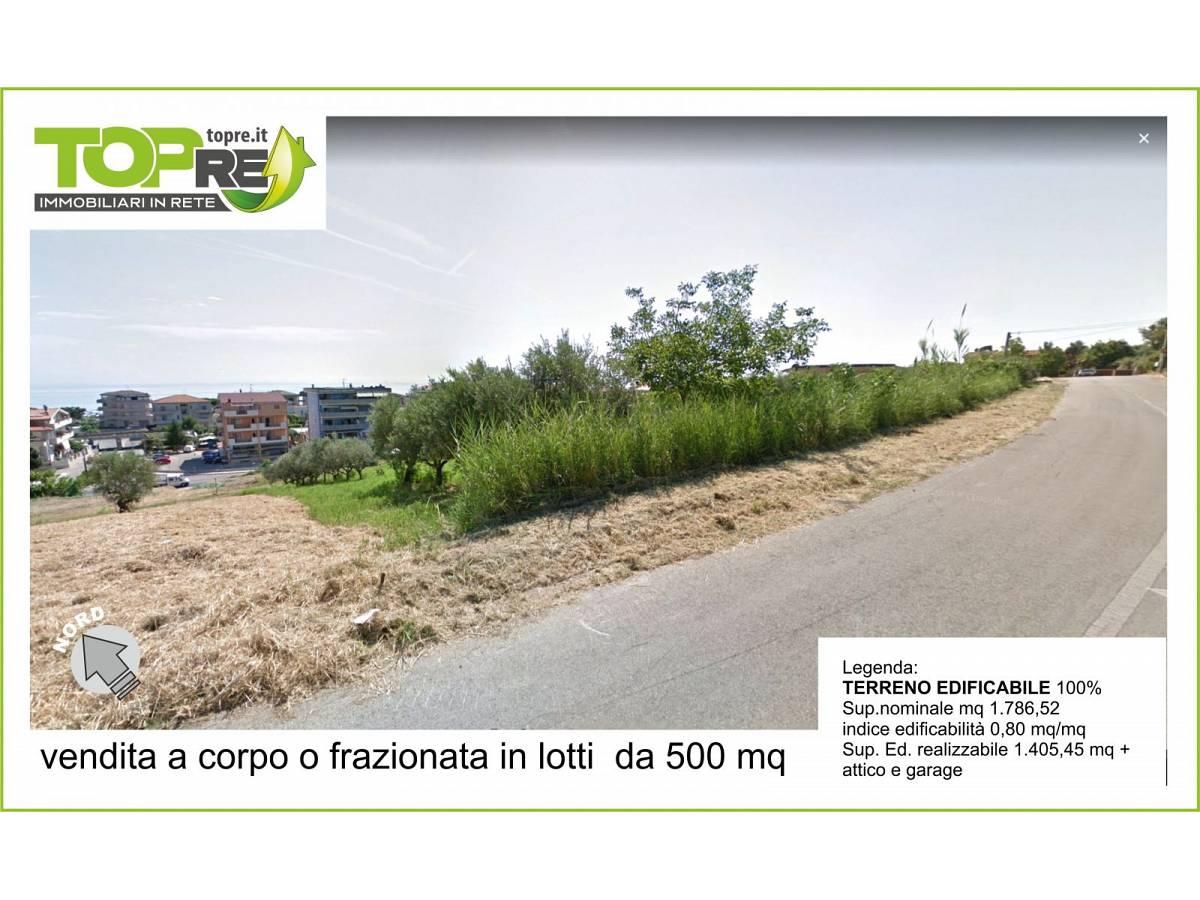 Terreno Edificabile Res. in vendita in via Roma Nord zona Marina a Silvi - 3787371 foto 5