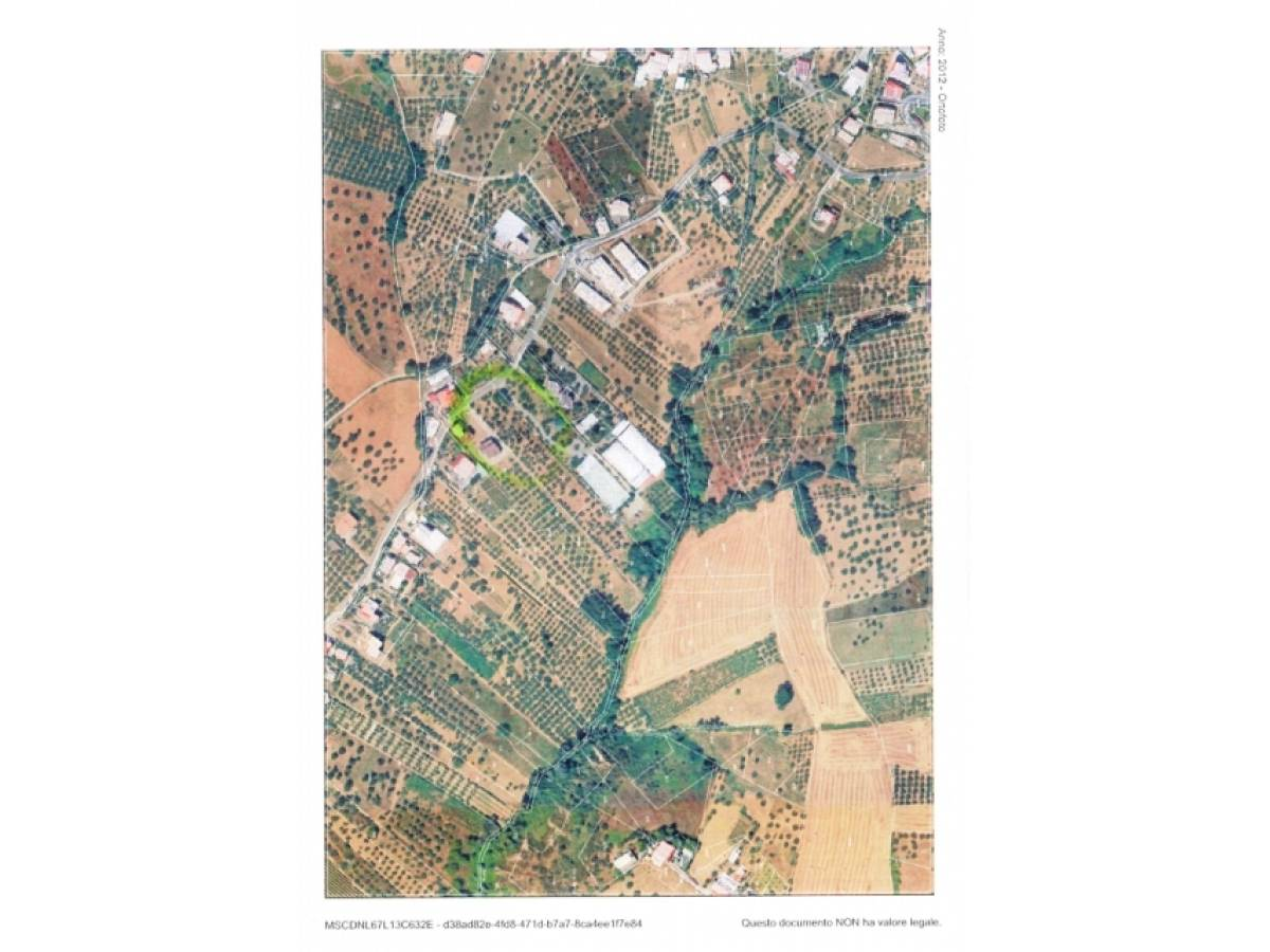 Terreno Edificabile Res. in vendita in VIA COLLE MARCONE  a Bucchianico - 7600966 foto 5
