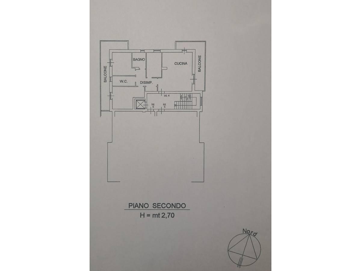 Appartamento in vendita in via Sangro 13  a Pianella - 926537 foto 23