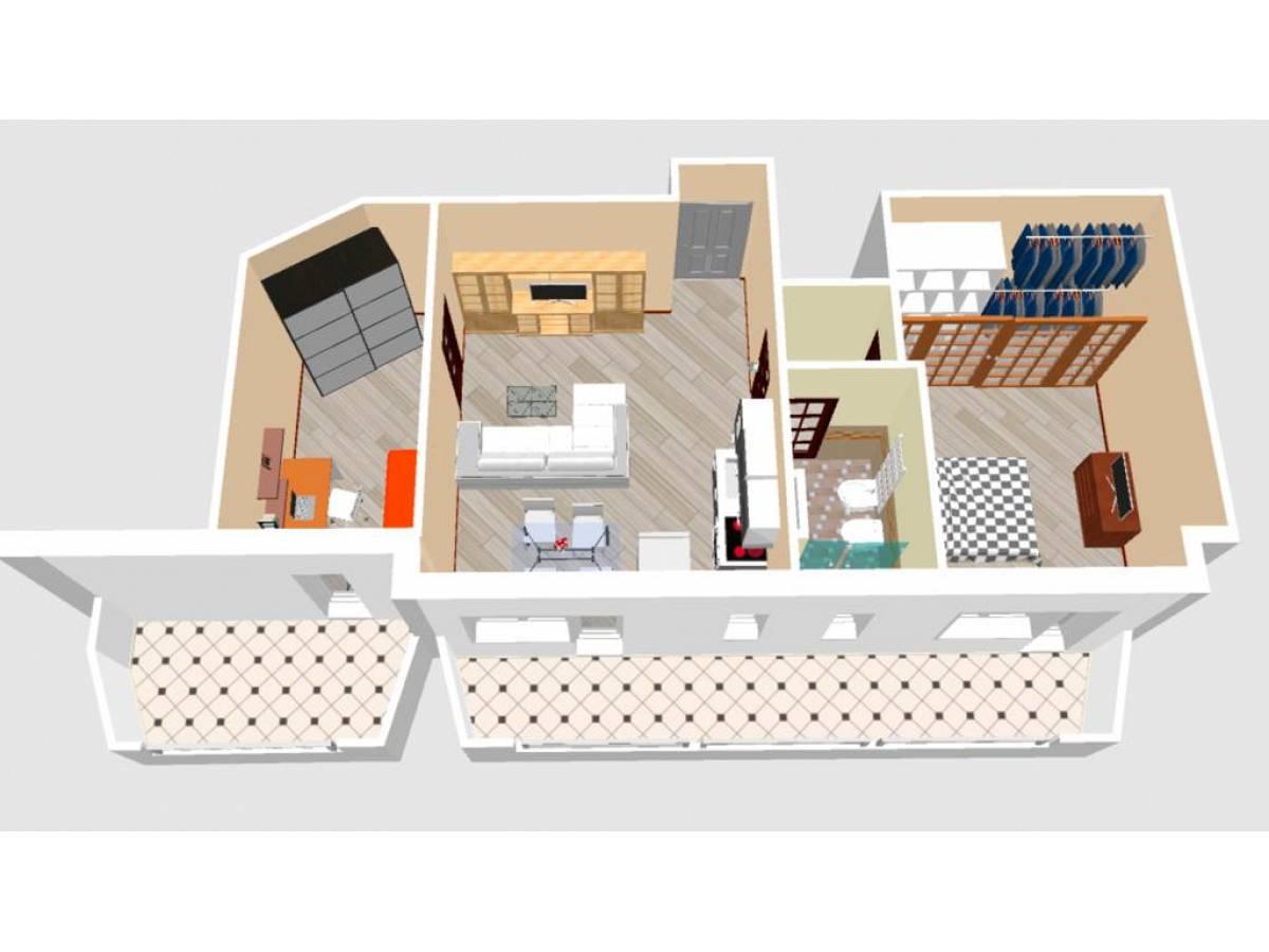 Appartamento in vendita in Viale Alcione 103  a Francavilla al Mare - 3612195 foto 6