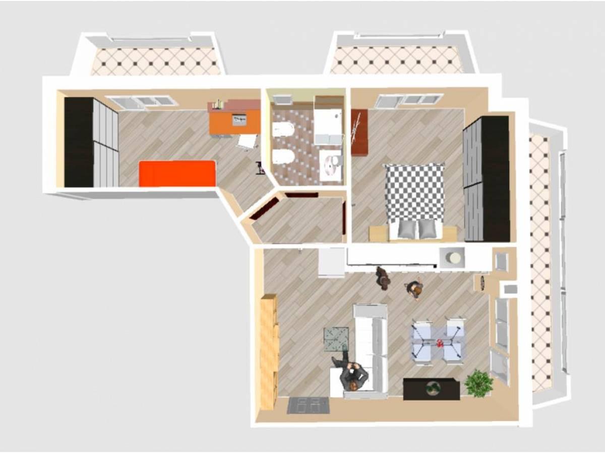 Appartamento in vendita in Viale Alcione 103  a Francavilla al Mare - 3612195 foto 9