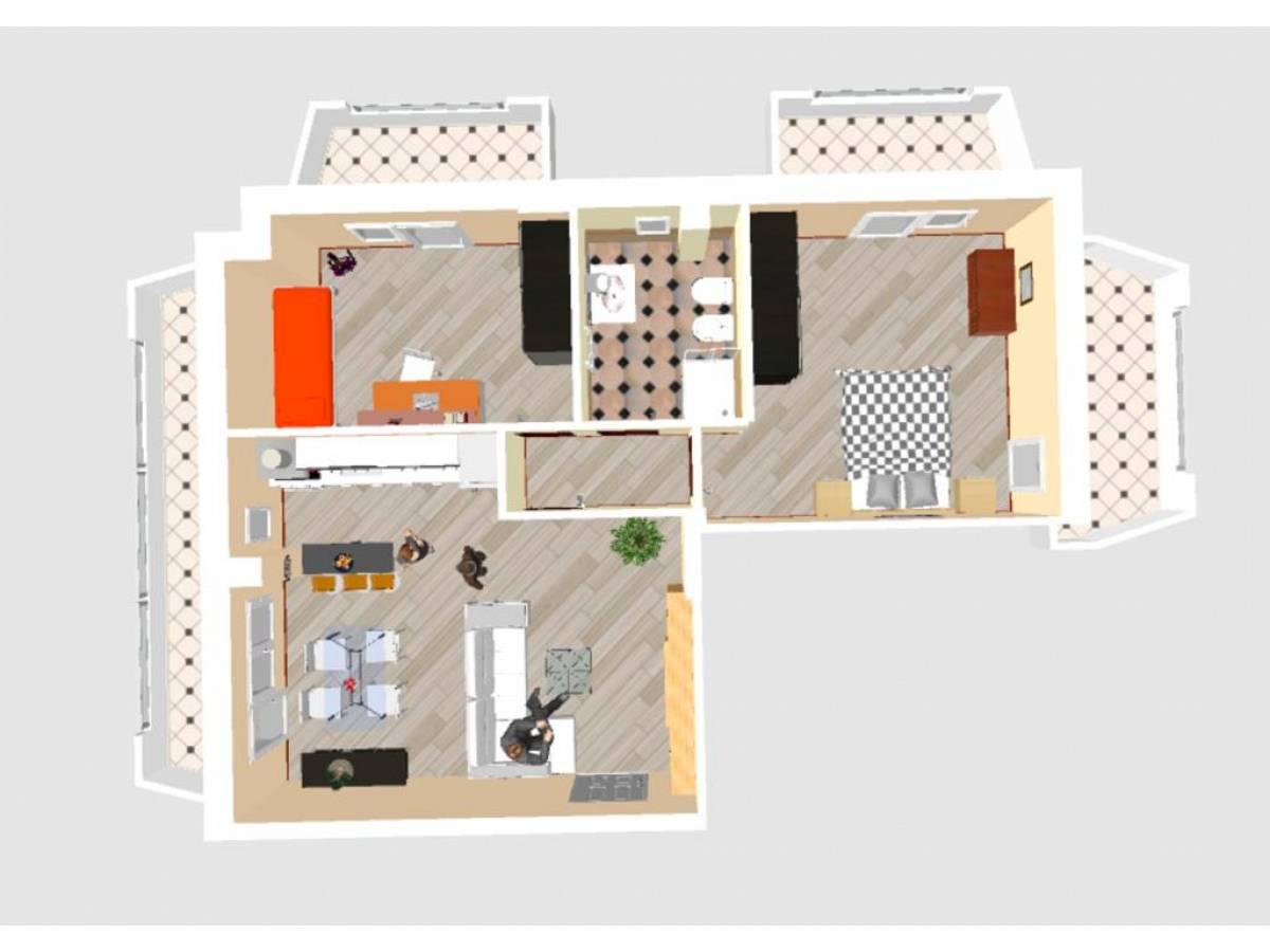 Appartamento in vendita in Viale Alcione 103  a Francavilla al Mare - 3612195 foto 11