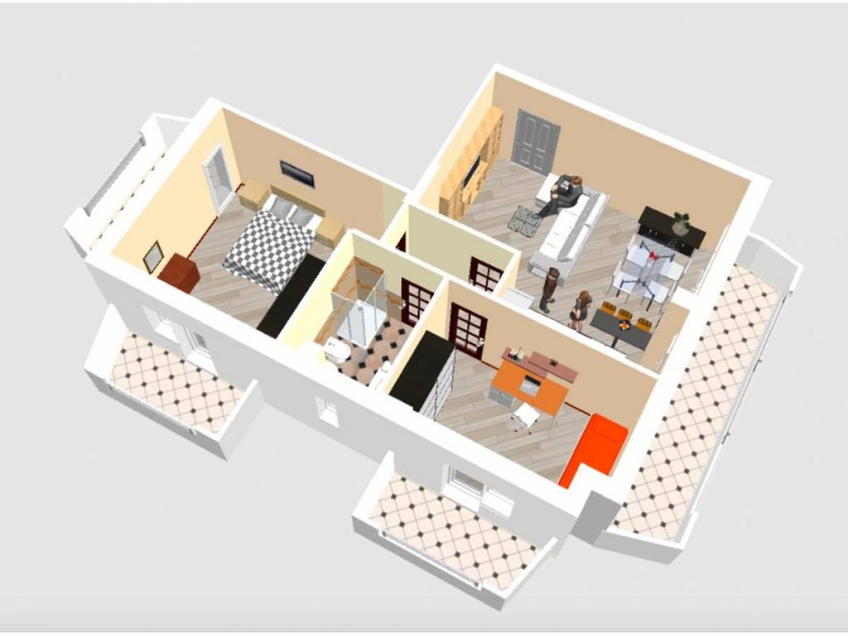 Appartamento in vendita in Viale Alcione 103  a Francavilla al Mare - 3612195 foto 12