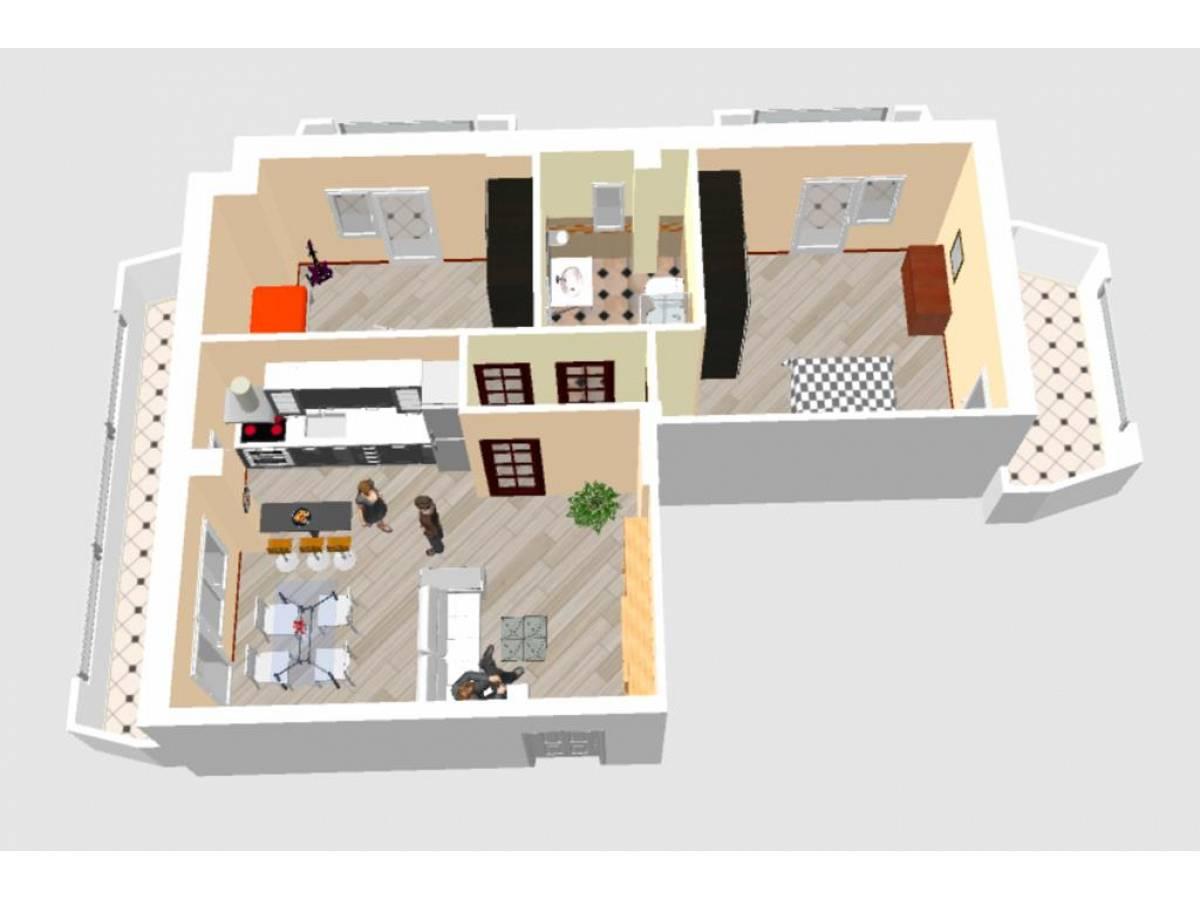 Appartamento in vendita in Viale Alcione 103  a Francavilla al Mare - 3612195 foto 13