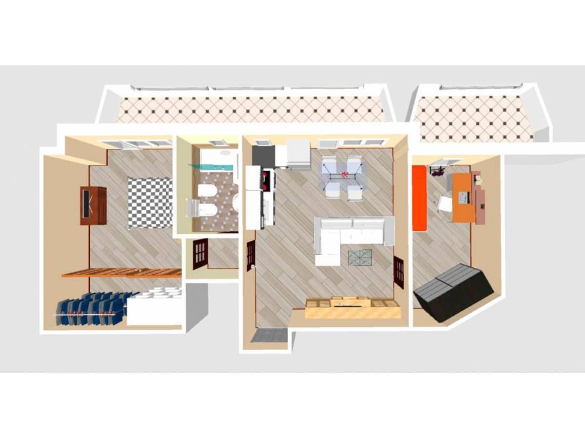 Appartamento in vendita in Viale Alcione 103  a Francavilla al Mare - 3612195 foto 14