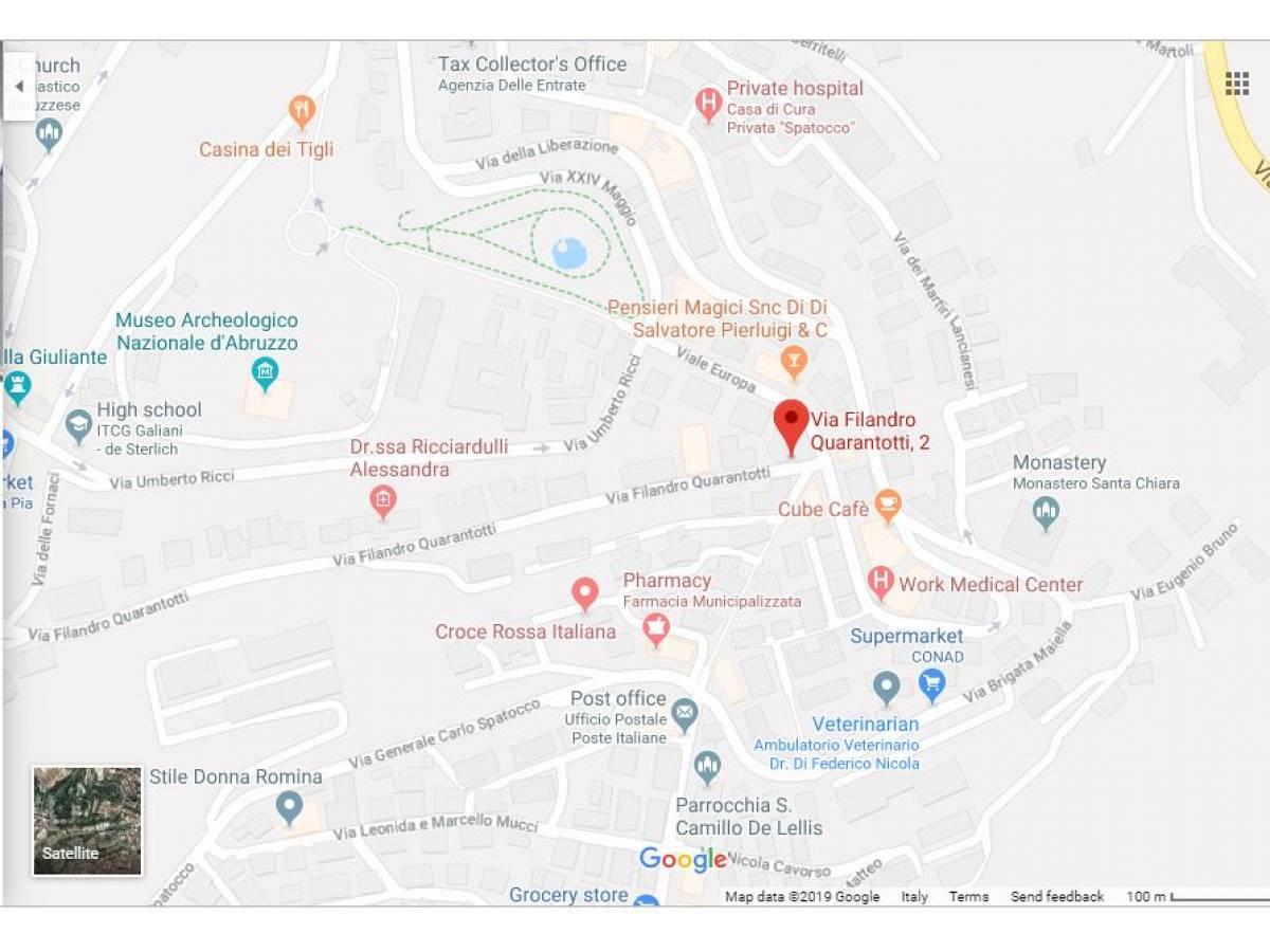 Appartamento in vendita in Via Filandro Quarantotti 2 zona Clinica Spatocco - Ex Pediatrico a Chieti - 6465898 foto 22