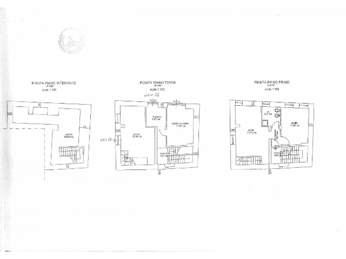 Appartamento in vendita in Largo Carbonari zona C.so Marrucino - Civitella a Chieti - 1329779 foto 16