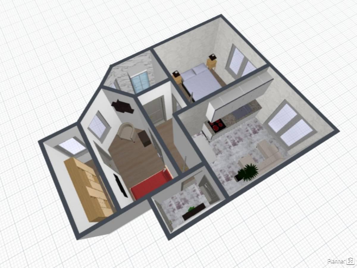 Appartamento in vendita in Via Pescasseroli 237 zona Scalo Mad. Piane - Universita a Chieti - 2011984 foto 3