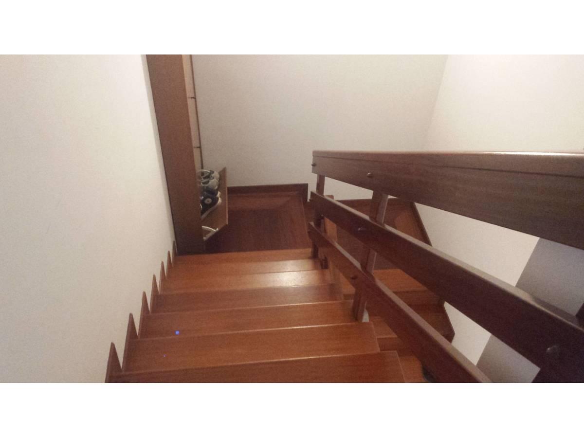 Villa a schiera in vendita in VIA STAFFIERI  a Cappelle sul Tavo - 3513801 foto 15
