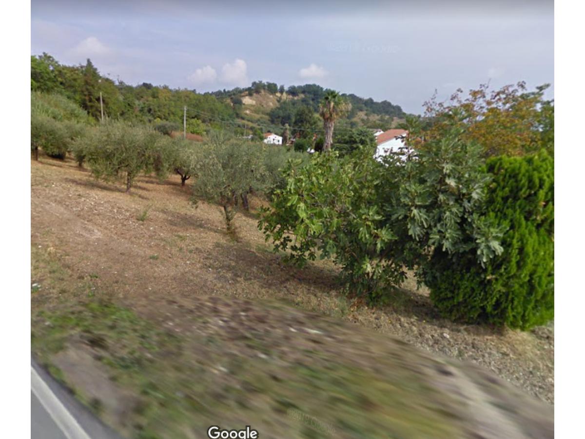 Terreno Edificabile Res. in vendita in colle spaccato  a Bucchianico - 170539 foto 3