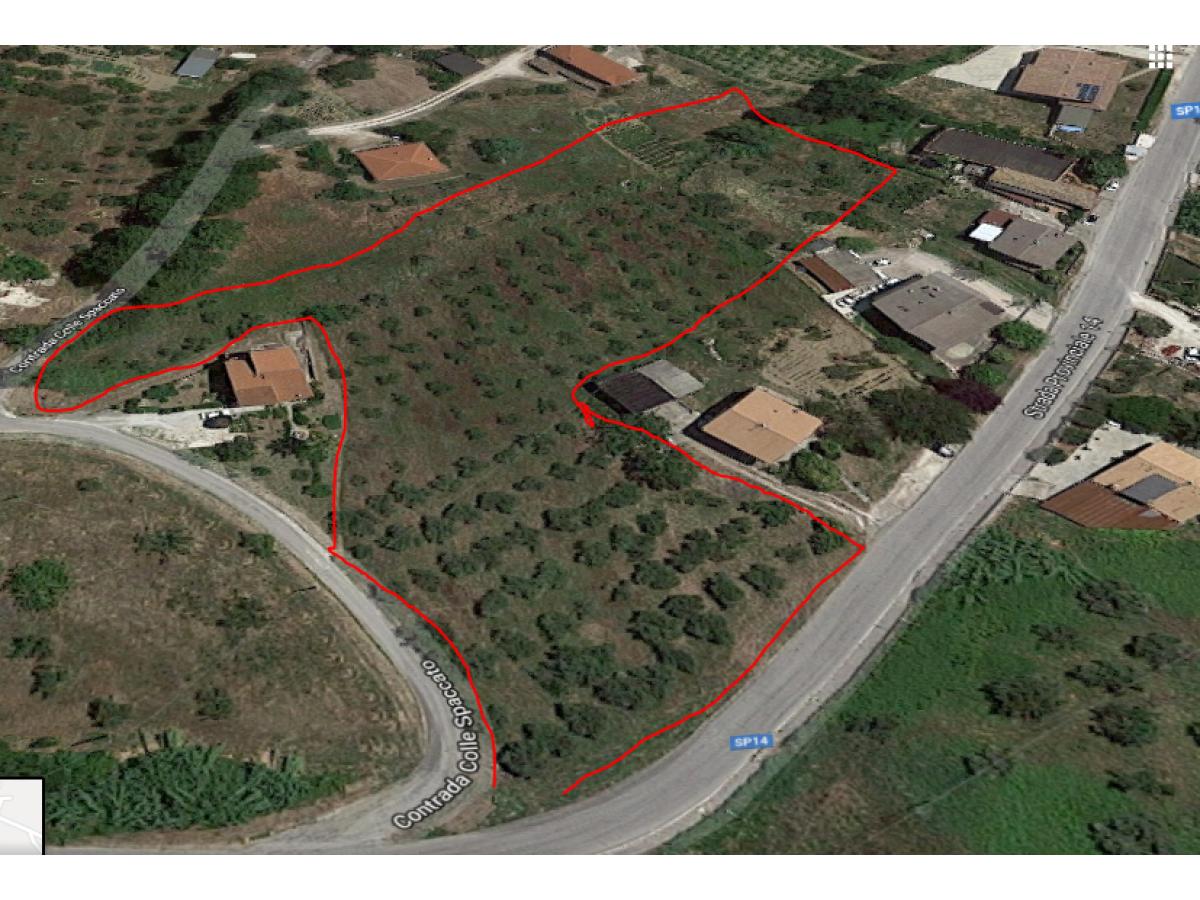 Terreno Edificabile Res. in vendita in colle spaccato  a Bucchianico - 170539 foto 4