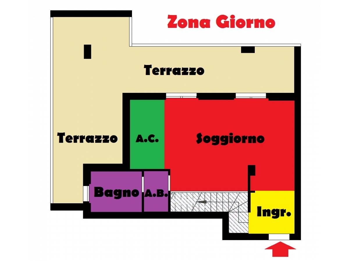 Appartamento in vendita in  zona Pineta - S. Silvestro a Pescara - 9739305 foto 1