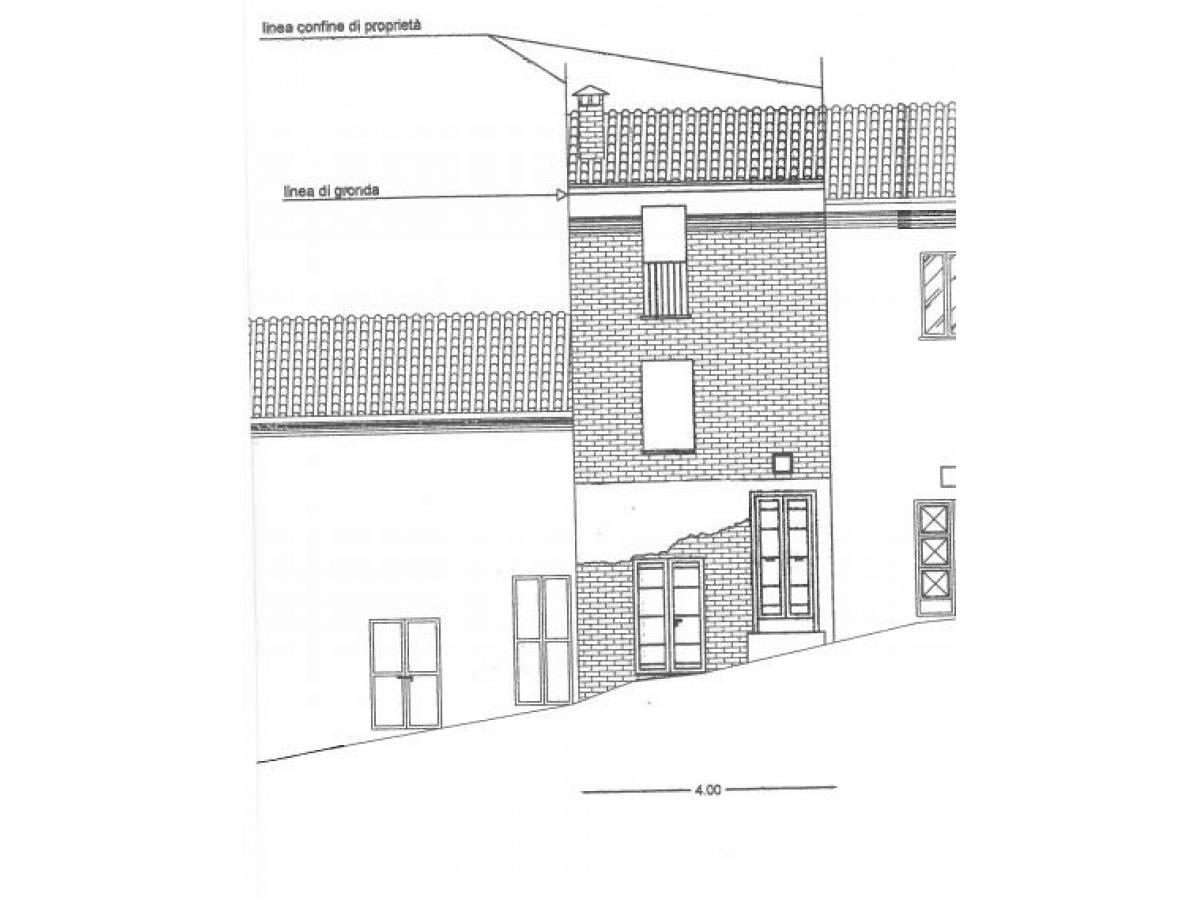 Casa indipendente in vendita in via del ghetto  a Città Sant'Angelo - 7577630 foto 17