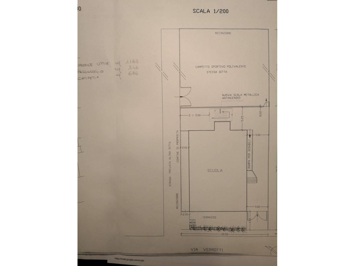 Ufficio in affitto in Via Verrotti, 60 zona Centro a Montesilvano - 1740219 foto 10