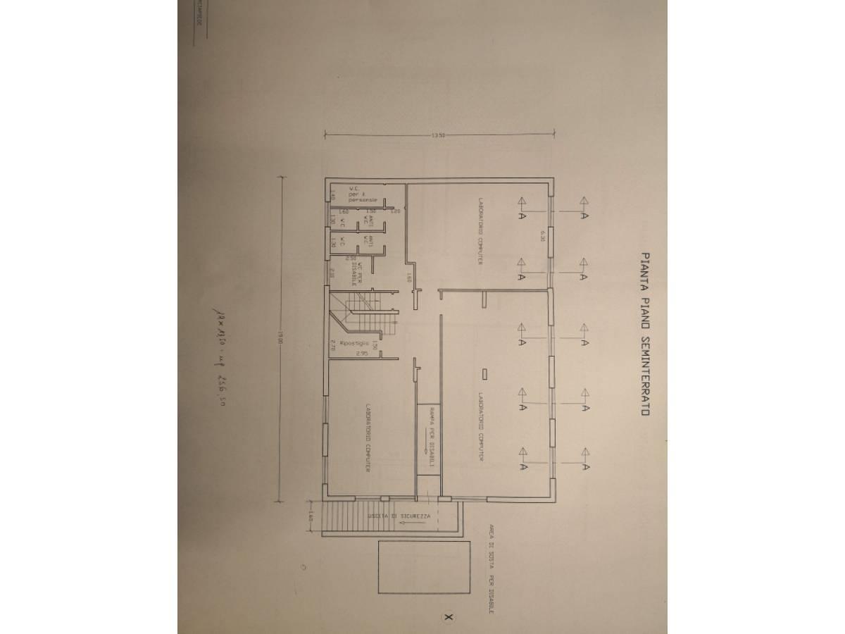 Ufficio in affitto in Via Verrotti, 60 zona Centro a Montesilvano - 1740219 foto 11